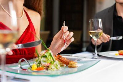 Dinner à la carte